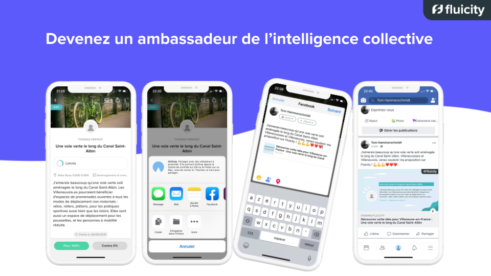 Devenez un ambassadeur de l'intelligence collective
