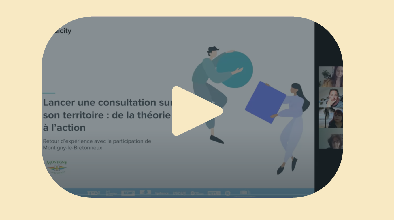 webinaire consultation citoyenne replay